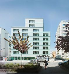 Trévelo & Viger-Kohler. Architecture and urbanism international office based in Paris, France