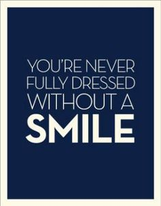 """""""Like"""" if you agree! #Smile #Quote #Inspiration"""