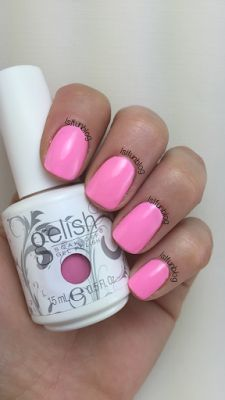 Gelish-Look-At-You-Pink-Anchu!-Swatch