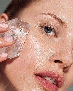 blog de moda | beleza | sobre beleza | cuidados com a pele | pele do rosto | gelo para a pele do rosto | benefícios do gelo para a pele | dicas de beleza | truques de rejuvenescimento para a pele
