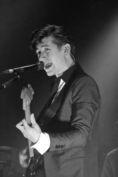 Alex Turner - The Arctic Monkeys, The Last Shadow Puppets, Miles Kane, Bill Ryder-Jones, Queens of the Stone Age, Richard Hawley, Mini Mansions, Alison Mosshart, James Ford, John Cooper Clarke
