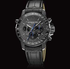 #Raymond Weil #nabucco #watch