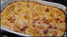 Cartofi Carbonara: odată ce-i gustați, nu veți mai face altfel cartofii Romanian Food, Romanian Recipes, Pasta Carbonara, Macaroni And Cheese, Ketchup, Brunch, Food And Drink, Pizza, Potatoes