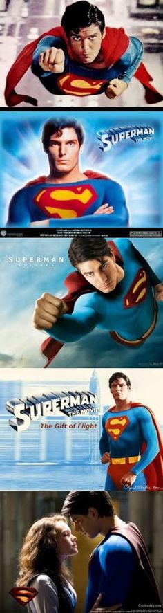 Met Superman - Christopher Reeve in an elevator in a hotel in GA!!!!