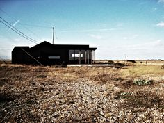 Dungeness shore rubber house, England, 2009