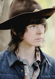 """Carl Grimes 5x15 """"Try"""""""