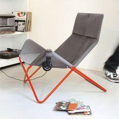 Kleine Sessel: Kleiner Sessel In-Out von Richard Lampert