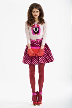 Kate Spade New York Fall 2013 Ready-to-Wear Fashion Show