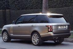 Range Rover SVAutobiography LWB = my next car