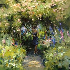 Pink bush - Alexi Zaitsev