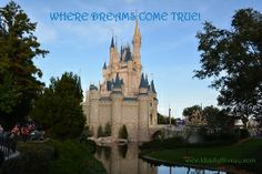 Cinderella Castle at Walt Disney World