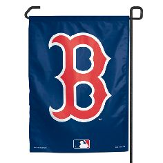 $14.99 Free Shipping  Red Sox Garden Flag  MLB professional sports merchandise