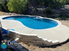 Start your day off here! Pool Ideas, Backyard Ideas, Leisure Pools, Pool Contractors, Fiberglass Pools, Day Off, In Ground Pools, Pool Designs, San Antonio