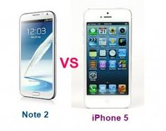 Take a look at the Samsung Galaxy Note 2 vs iPhone 5 which two amazing smartphones sporting latest technology. Find out the better device between the two.