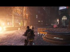 Tom Clancy's The Division dark zone out of dark zone