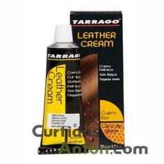 TARRAGO CREMA TUBO  Crema a base de ceras de abejas enriquecida con flúor. Nutre, da brillo y mantiene el color. Su contenido en flúor le confiere un efecto protector contra el efecto de la lluvia y la humedad
