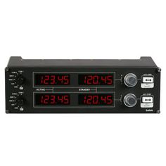 Saitek Pro Flight Radio Panel, I do have this and it just works like a charm...so real