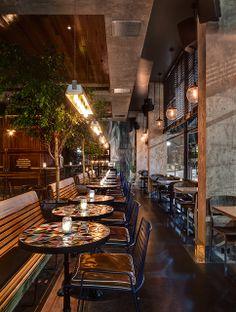 The Morrison Restaurant Interior | #restaurants