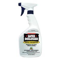 how to use liquid deglosser