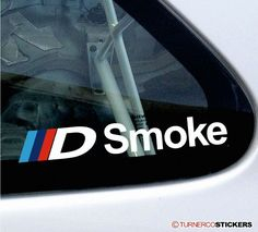 BMW Diesel Mtec , m-technic E30 /  e36 / e46 / e60 / e39 530D  353D 330D tuning stickers