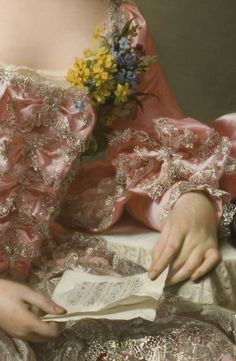 "The Artist Marie-Suzanne Giroust"" (detail) by Alexander Roslin Renaissance Kunst, Renaissance Paintings, Victorian Paintings, Classic Paintings, Old Paintings, Romantic Paintings, Aesthetic Painting, Aesthetic Art, Art Noir"
