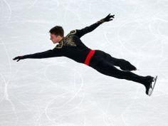 Sochi 2014 Day 8 - Figure Skating Men's Free Skating - Claire Ann Peetz Blog