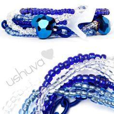 Ushuva también tiene para tí accesorios, Mix! ¿Con cuál prenda de diseño nacional cuadra esta pulsera? ~❤