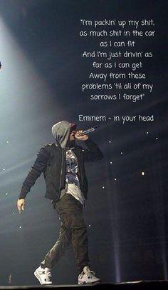 Eminem Lyrics, Eminem Rap, Eminem Quotes, Rapper Quotes, Rap Lyrics, Lyric Quotes, Motivational Quotes, Eminem Wallpapers, Meaningful Lyrics