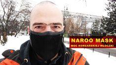 Naroo - maski przeciwsmogowe i na mróz