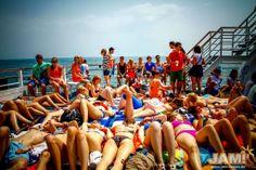 Abifahrt - Sonnenstrand-Ausflug-Bootcruise-Relaxen-Sonnen