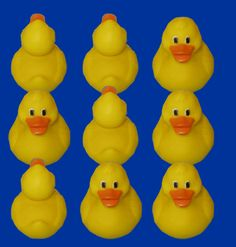 Duck! Think Outside the Flock Super cool brain game.