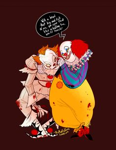 I still unlikely to joining this clownfoolery but I will hold forever that pennywise should be a fun boy! Slasher Movies, Horror Movie Characters, Horror Films, Pennywise Film, Pennywise The Dancing Clown, Scary, Creepy, It The Clown Movie, Le Clown