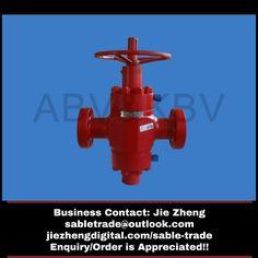 AB-PF gate valve is bi-directional with non-rising stem, selective metal-to-metal backseat, and metal-to-metal body/bonnet seal. via @sablebiz