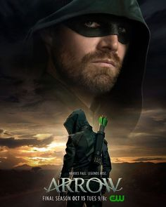 """The CW has released the official """"Sacrifice"""" extended trailer for the eighth and final season of Arrow, offering a first look at what danger awaits Oliver Queen in his final run as the Emerald Archer. Arrow Tv, Team Arrow, Arrow Cast, Emily Bett Rickards, The Cw, David Ramsey, Colton Haynes, Green Arrow, Batwoman"""