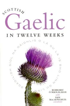 I began learning Gaelic when I was child (I want my future kids to learn it as well), but can only remember a few words, as I gave up when I moved countries. I took it back up about 3 yrs ago but then became too busy. Time to get back into it though, will help with a series of books I am currently writing too. Not sure about the whole 12 wk thing; I suspect the author may be telling porkies! The best/quickest way to learn is to actually practise with someone who speaks it...such people are…