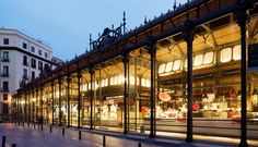 "Top 10 food markets in Madrid: ""With Madrid's two-week Gastro Festival opening on Saturday, now is a great time to sample the best jamón, tortilla and tapas with our guide to the city's markets"""