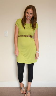 DIY Tunic! Love!