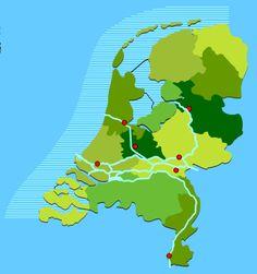 Voor het oefenen van de wateren in Nederland (15 vragen) Pre School, Games For Kids, Netherlands, Holland, Homeschool, Water, Classroom, Teacher, Iris