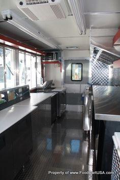 Custom Made Food Trucks for sale at FoodCartUSA