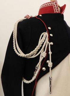 Chevau léger polonais, garde, officier subalterne - Tenue de sortie