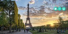 Concurso de Arquitectura What's Up Paris?