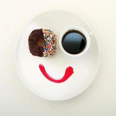 Like if food makes you smile :)