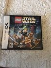 Lego Star Wars The Complete Saga DS 2006 Charger Included