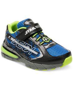 Stride Rite Little Boys' or Toddler Boys' Hyperdrive Lightsaber Sneakers