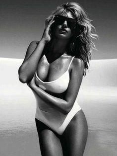 Kate Upton; modern day Marilyn; inspiration