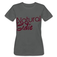 027eddfb3e7c Amazon.com  Lifestyle Natural Cutie Women s T-Shirt by American Apparel by  Spreadshirt