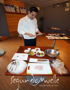 Ceviche Re-inventado  #Foodielogbook #foodiespty #foodietors #foodies #cebiche #ceviche  © 2012 Foodie Logbook
