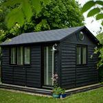 Smart Garden Offices » The Extro Suffolk Barn