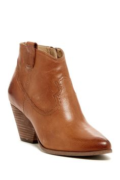 Reina Leather Bootie by Frye on @nordstrom_rack