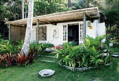 casa pequena e simples
